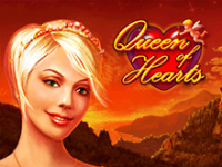 В казино автоматы Queen Of Hearts