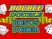 Онлайн слот Double Double Bonus Poker