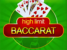 Нigh Limit Baccarat в клубе Вулкан
